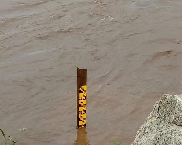 Chuva forte dá tréguas mas bacias dos rios do Centro e Norte de Moçambique estão inundadas