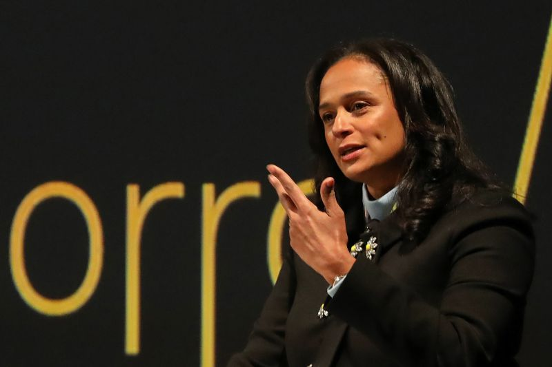 Isabel dos Santos contratou lobistas com ligações a Trump para a aconselhar no Luanda Leaks