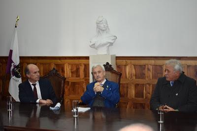 Câmara Municipal recebeu Governador do Distrito Rotário