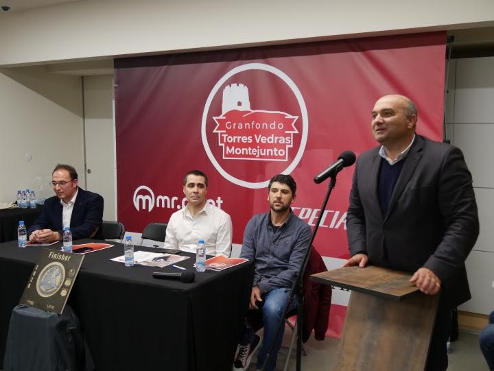 PRIMEIRA EDIÇÃO DO GRANFONDO TORRES VEDRAS MONTEJUNTO FOI APRESENTADA