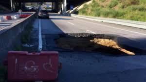 """Aluimentos de estradas como o da Maia e Alfena """"podem repetir-se"""", diz especialista"""