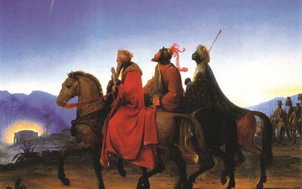 Religião   Ouçamos a voz dos Reis Magos