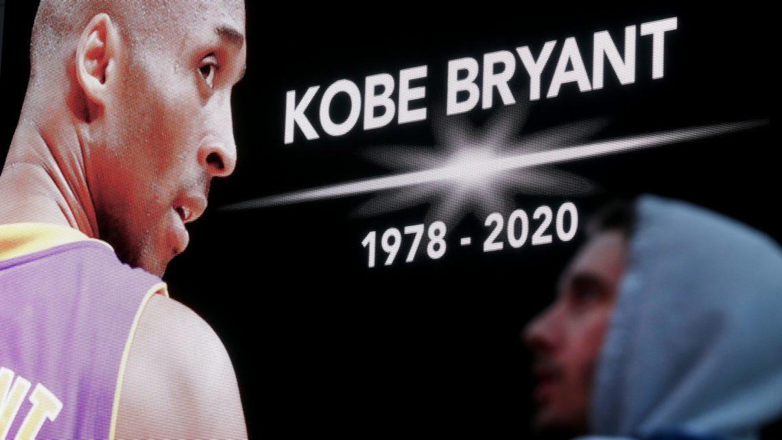 Corpo de Kobe Bryant identificado entre as vítimas do acidente aéreo