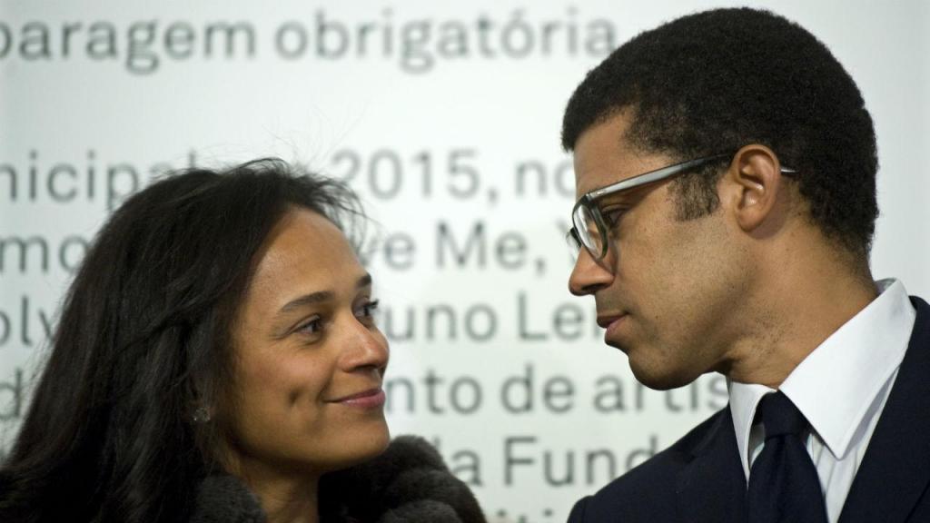 Luanda Leaks: Joalheira detida por marido de Isabel dos Santos anuncia falência