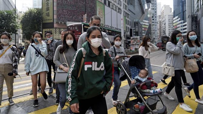 Coronavírus: China autorizou repatriamento de cidadãos portugueses de Wuhan