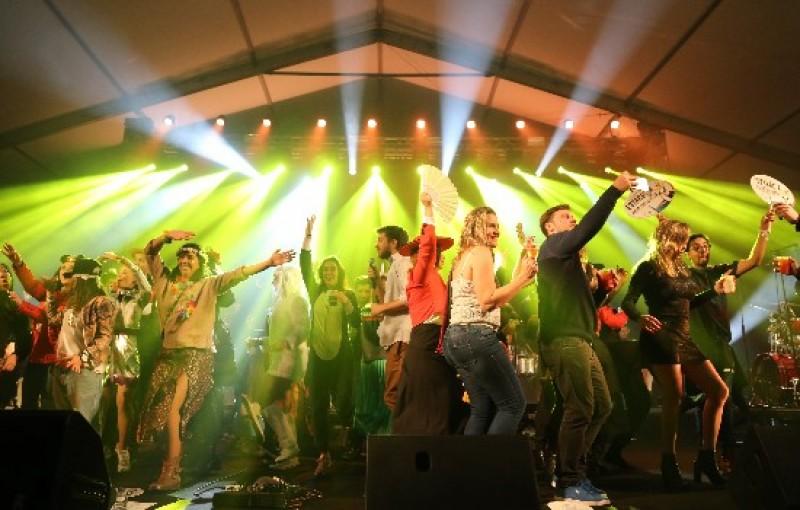 Carnaval de Estarreja 2020: atribuição de bares de apoio no Espaço Folia