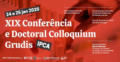 Barcelos | XIX Conferência Grudis e Doctoral Colloquium