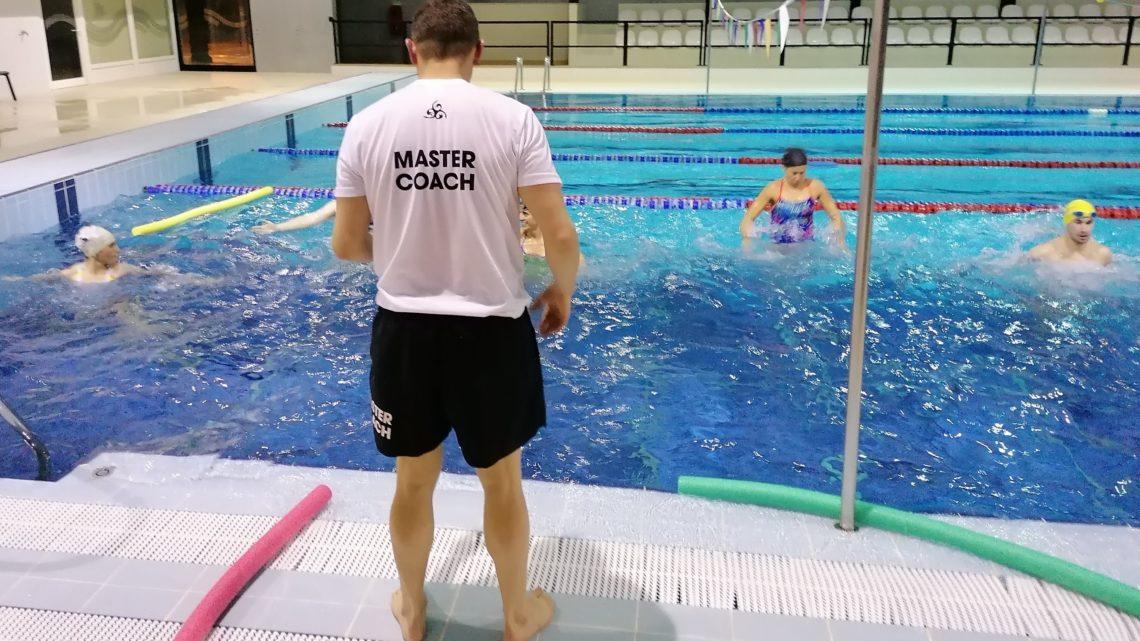 Formação de Aqua Cross Training