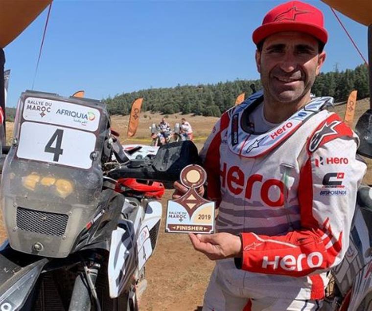 Piloto português Paulo Gonçalves morre após queda no Dakar2020