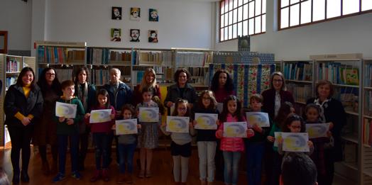 """CPCJ de Ansião entregou prémios aos vencedores do Concurso de Desenho """"Os Direitos da Criança"""""""