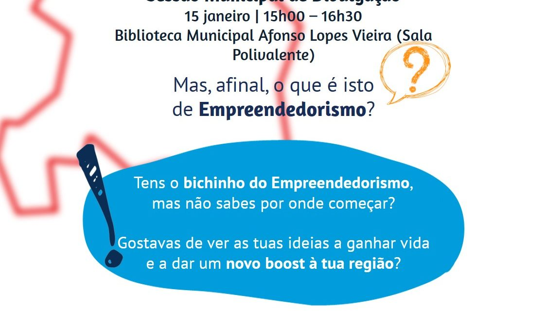 Leiria | Empreendedorismo nas Escolas dedicado ao ensino secundário começa com sessão de divulgação municipal