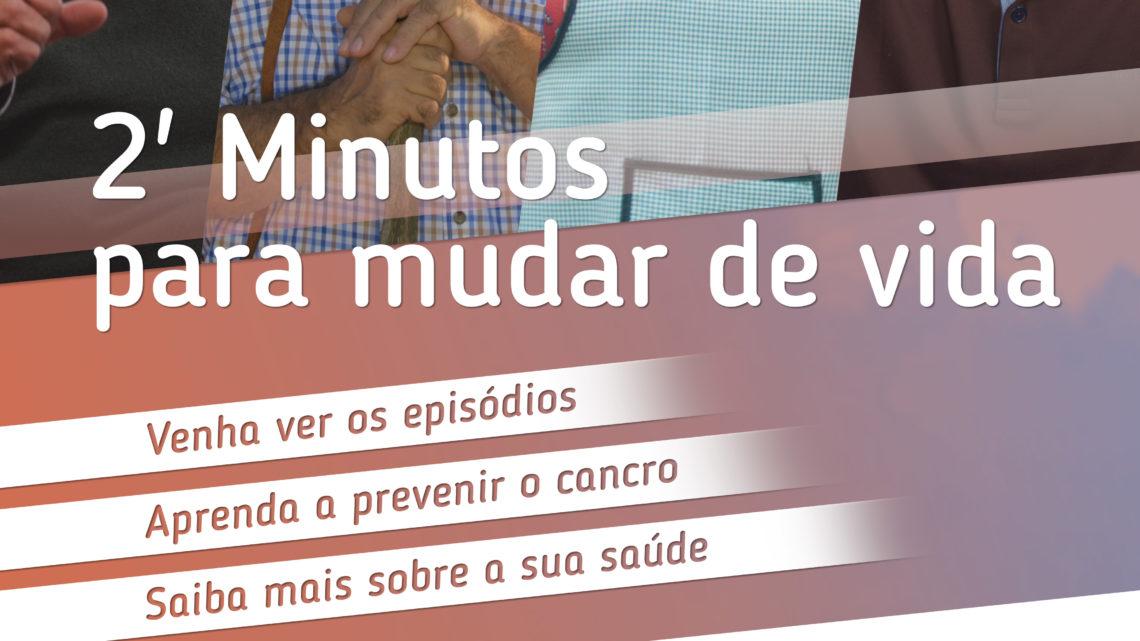 """Campanha de Educação para a Saúde """"2'Minutos para mudar de vida"""" chega a Leiria"""
