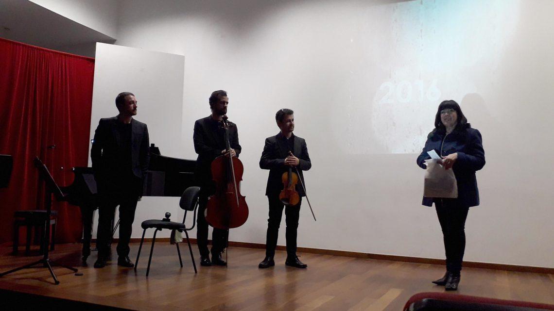 Concerto Multimédia na celebração do Ano Novo em Cantanhede