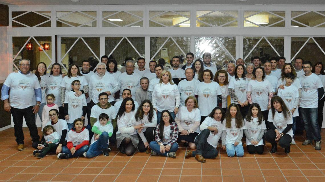 Convívio junta emigrantes proencenses e as suas famílias