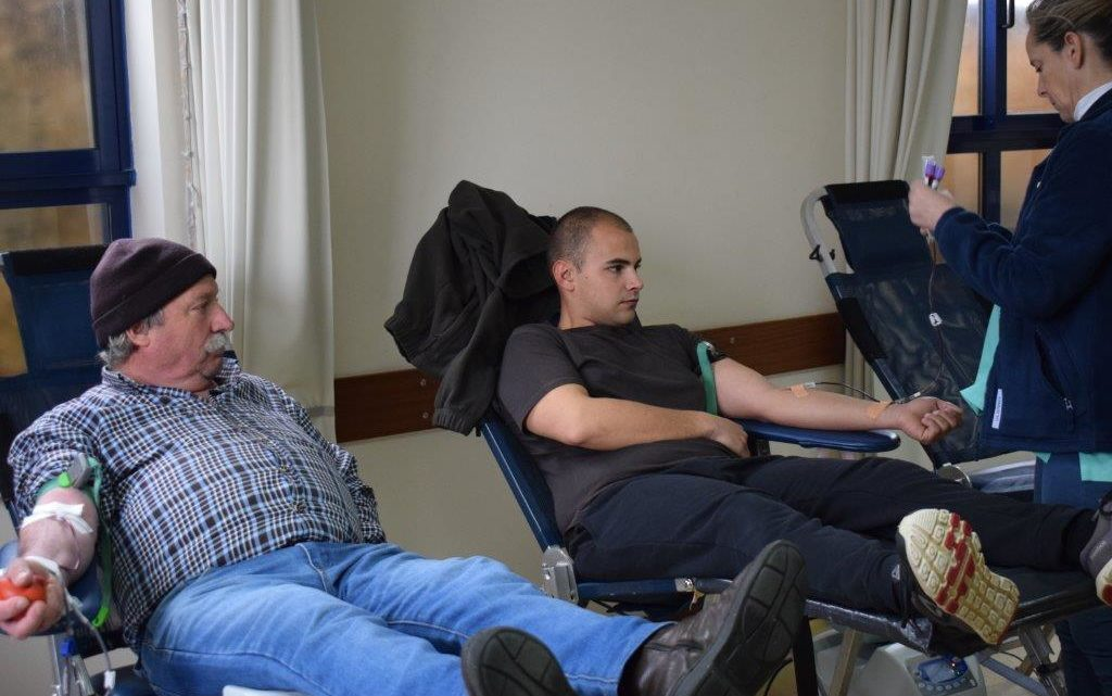 Portalegre | Castelo de Vide com quatro dezenas de dadores de sangue