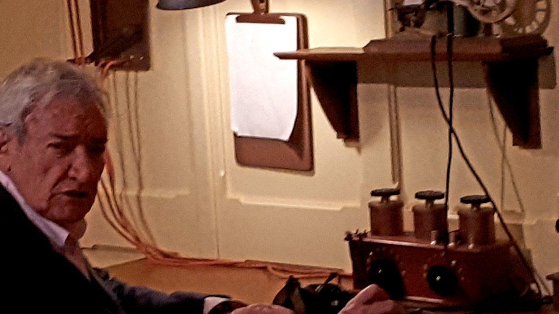 La hija de Guillermo Marconi opina sobre la recuperación de los restos de la Cabina Marconi del Titanic.