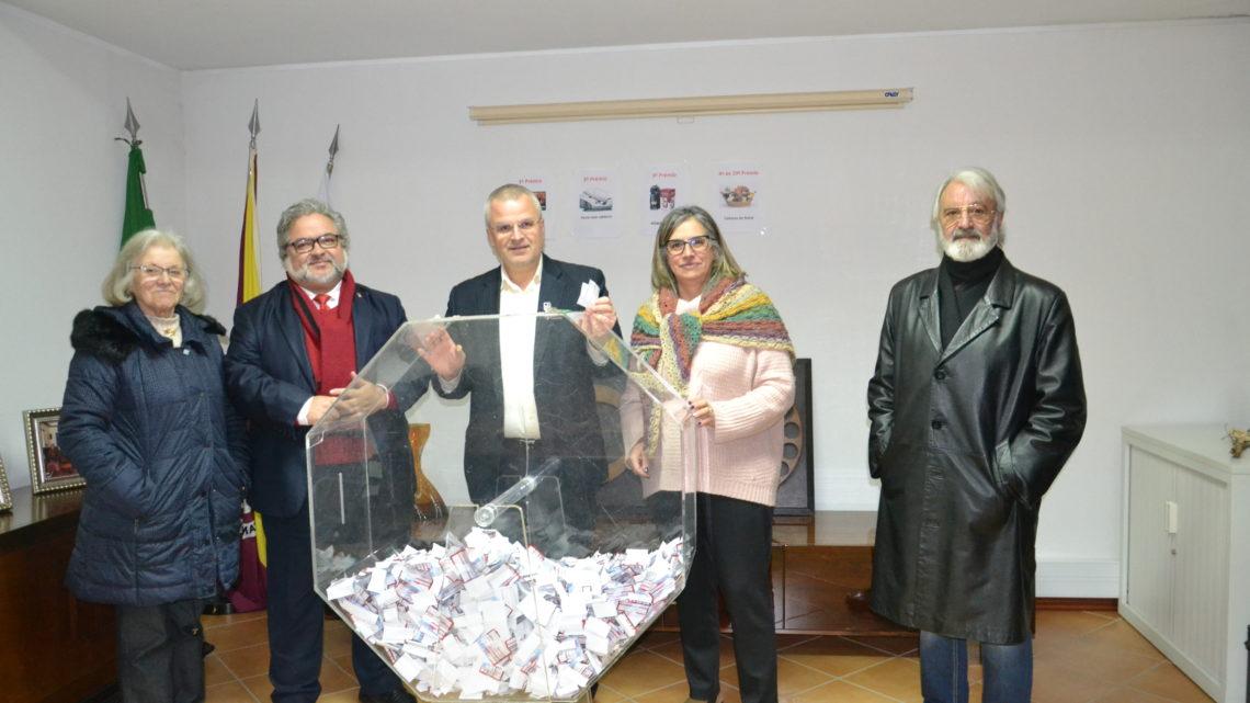 Cantanhede | Premiados Concurso Tômbola de Natal 2019