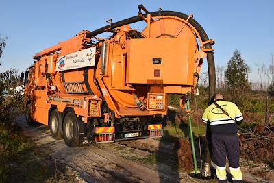 INOVA-EM investe na melhoria do serviço de saneamento de águas residuais