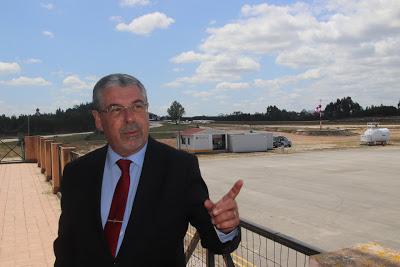 COIMBRA | Coimbra discute com Governo construção de aeroporto na região Centro