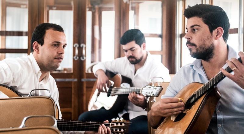 OuTonalidades: venha viver a música ao vivo com Palankalama e Ricardo Silva