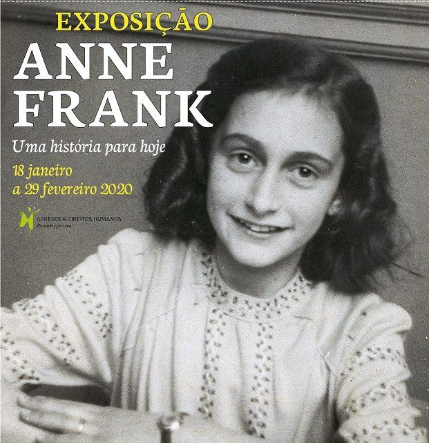 Serpa | Anne Frank – uma história para hoje