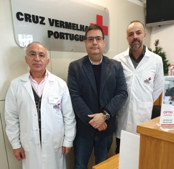 Cruz Vermelha Portuguesa de Coimbra e Zélia Teixeira estabelecem parceria