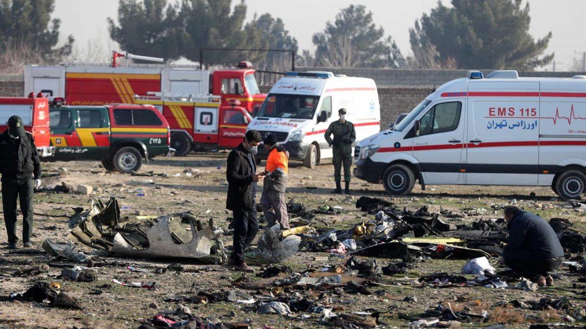 Irão recusa devolver caixas negras do avião ucraniano que se despenhou