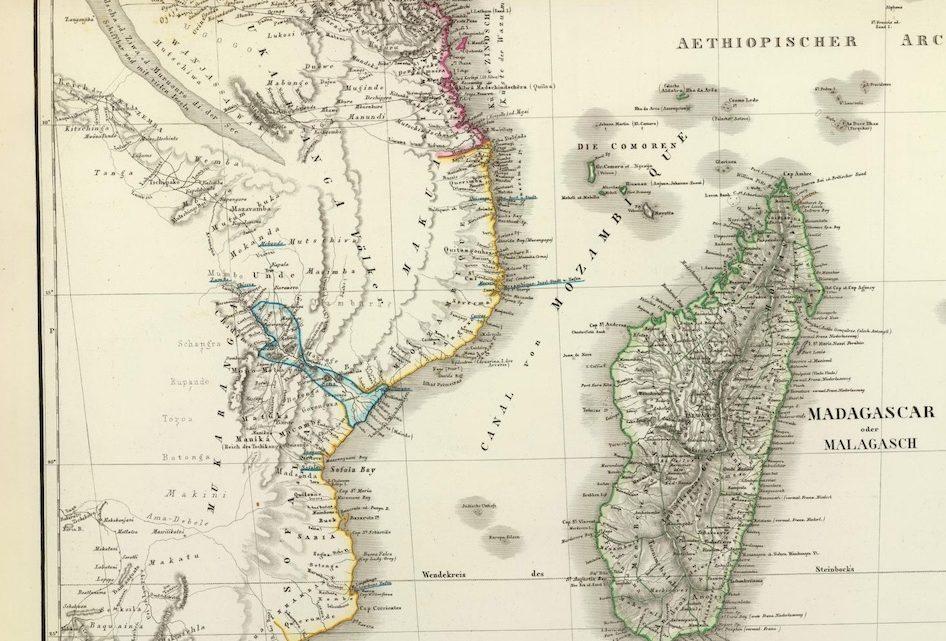 Moçambique existe há 130 anos