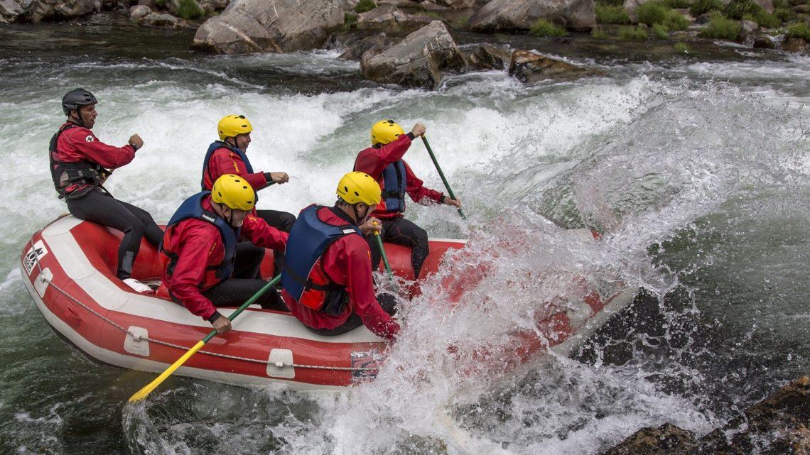 """""""Arouca Rafting Summit"""": um evento para promover o rafting no rio Paiva"""