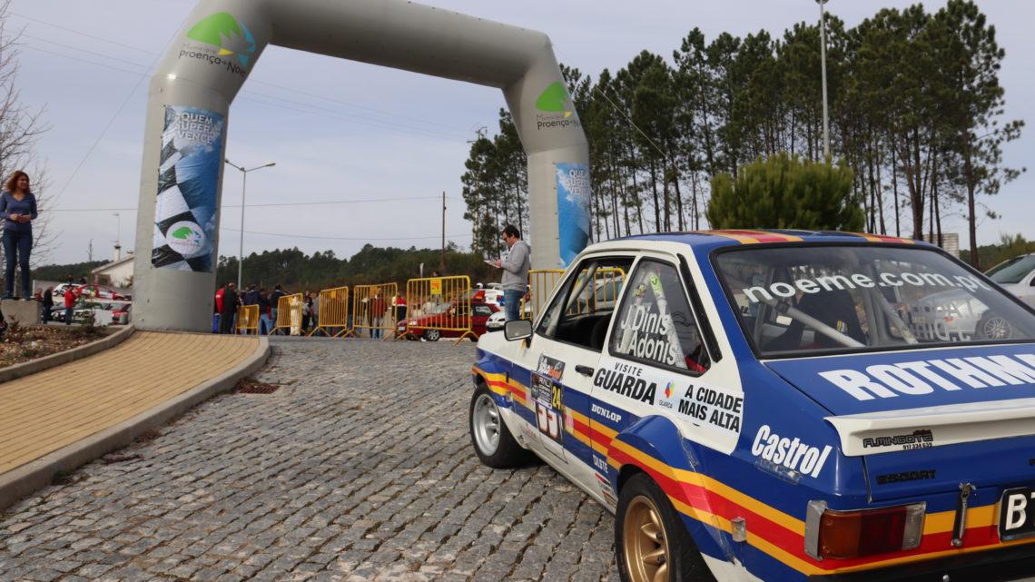 Concelho recebe prova de Rally de Regularidade pelo segundo ano
