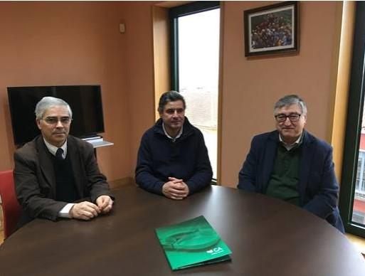 O Crédito Agrícola de Cantanhede e Mira e a União Desportiva da Tocha renovam protocolo para esta época desportiva