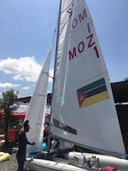 Mais duas velejadoras moçambicanas apuradas para Jogos Olímpicos de Tóquio