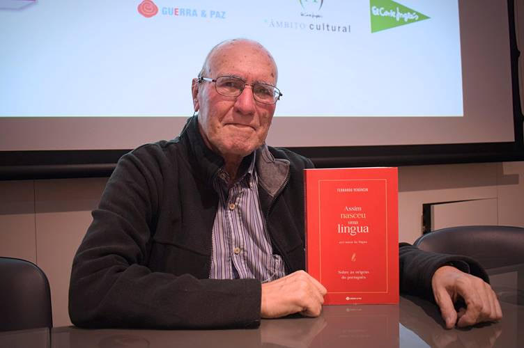 Assim Nasceu Uma Língua ultrapassa os 6 mil exemplares em livraria, com vendas em Portugal e na Galiza