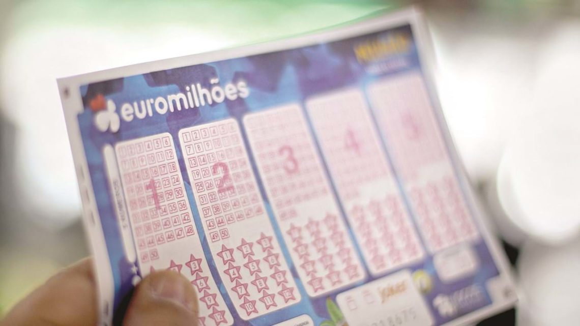 Conheça a chave vencedora Euromilhões desta sexta-feira