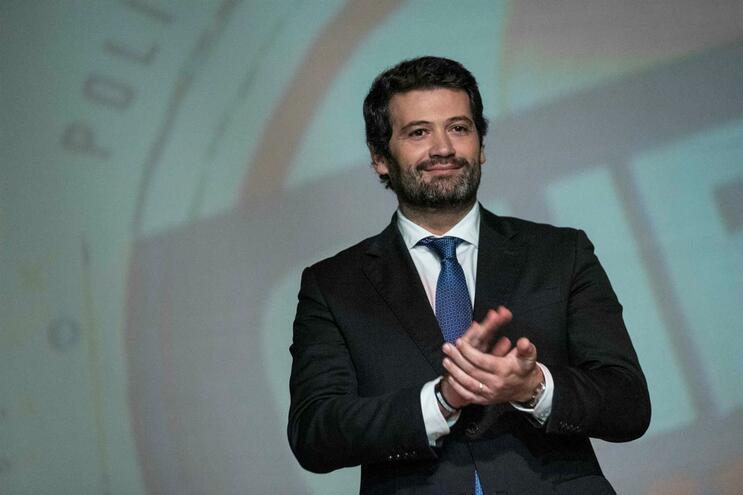 André Ventura anuncia candidatura à Presidência da República