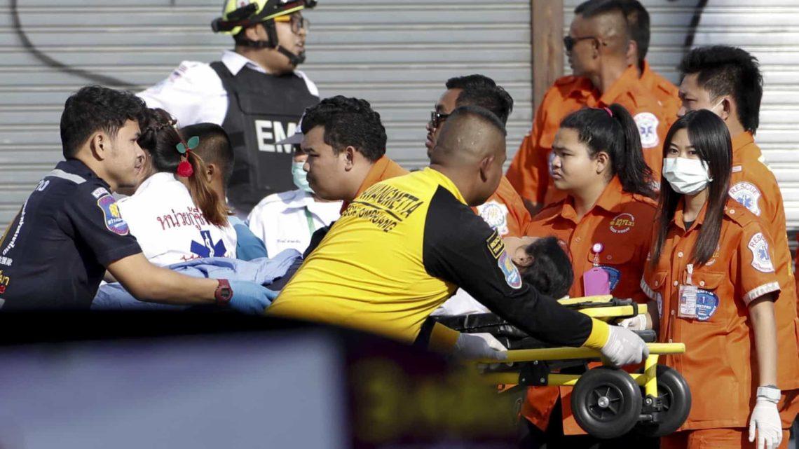 Tailândia. Polícia abate soldado que matou 27 pessoas em centro comercial