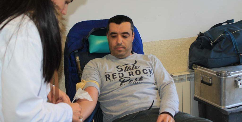 "Flavienses juntaram-se à campanha ""Dar Sangue Dar Vida"""