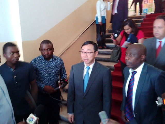 Visita de Director do FMI prenuncia novo Instrumento de Apoio à Política Económica de Moçambique