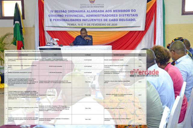Moçambique | Terminar ataques e repor transitabilidade em Cabo Delgado não incluídos no Plano de Nyusi para 100 dias