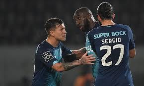 Liga Portugal emite comunicado sobre Marega