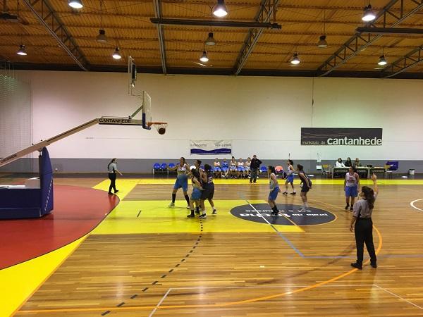 Nacional da Segunda Divisão de Basket com nova vitória da Columbófila