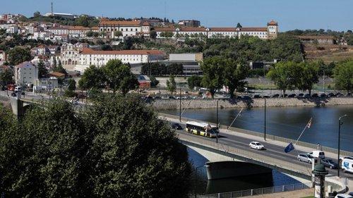 Governo lança hoje empreitada de abertura do canal do MetroBus em Coimbra