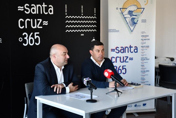 """""""SANTACRUZ.365"""" PROMETE UM ANO RECHEADO DE EVENTOS NO LITORAL DE TORRES VEDRAS"""