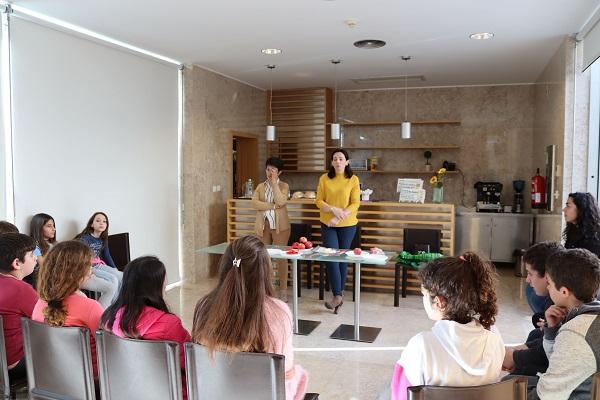 """Projeto """"Ser+em Anadia"""" promove hábitos alimentares saudáveis"""
