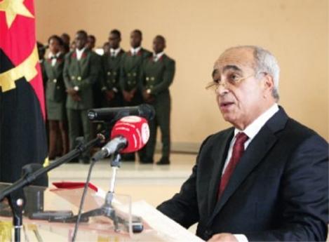 Angola quer desenvover as indústrias de Defesa