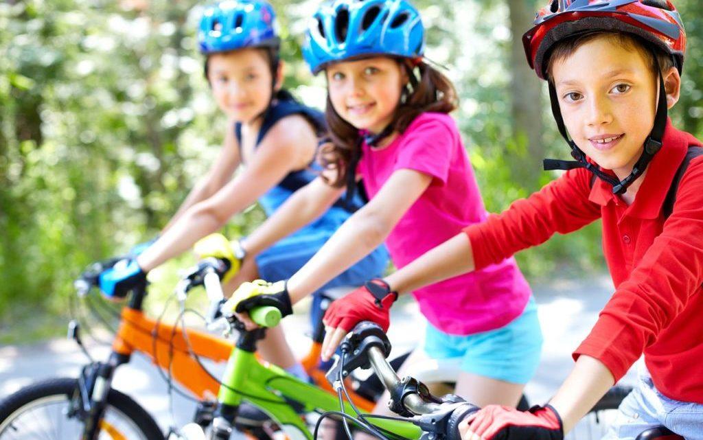 Projeto-piloto do Município de Leiria ensina crianças dos 1.º e 2.º anos do Ensino Básico a andar de bicicleta