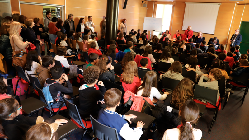 Marinha Grande | Apurados alunos que representam concelho no Concurso de Leitura