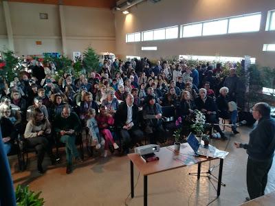 2ª Exposição de Orquídeas decorre em Cantanhede no salão dos Bombeiros Voluntários