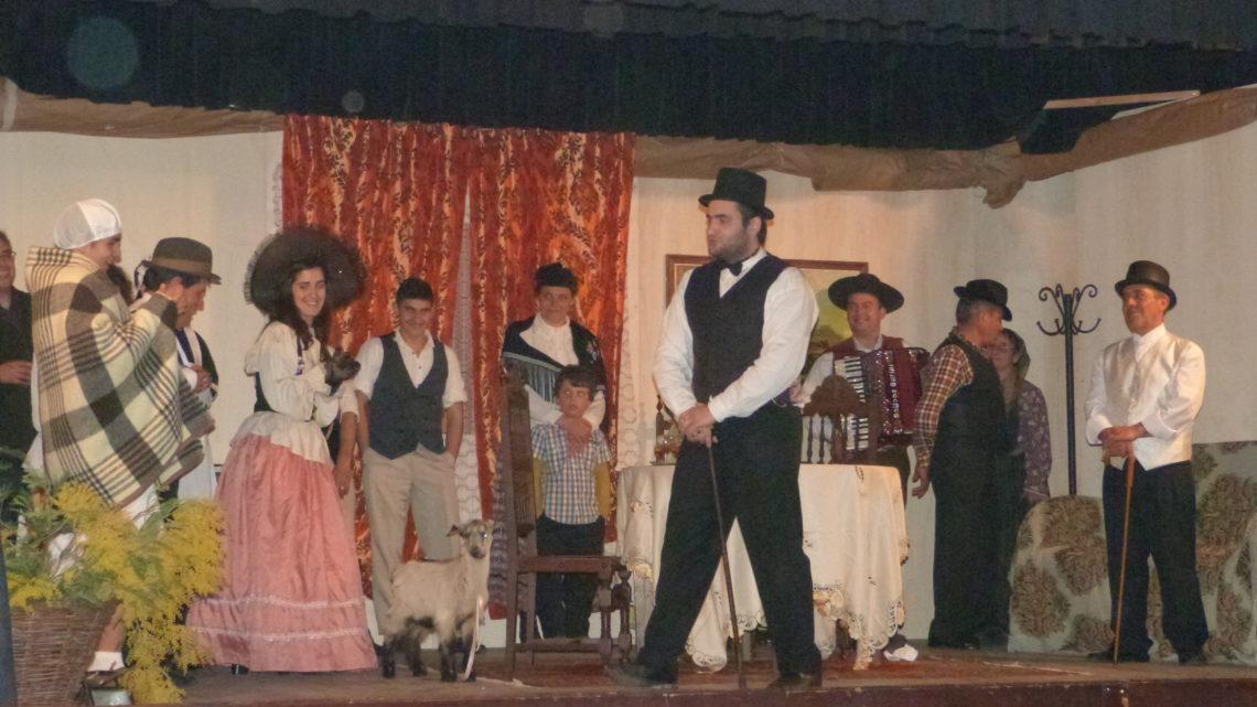 Espetáculos no próximo sábado   Ciclo de Teatro Amador prossegue em Cordinhã e Zambujal