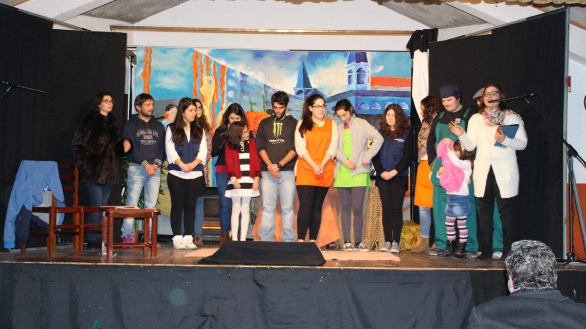 No próximo sábado Ciclo de Teatro Amador prossegue com espetáculos na Pocariça, Cordinhã e Cadima
